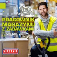 Pracownik magazynu - OD ZARAZ!